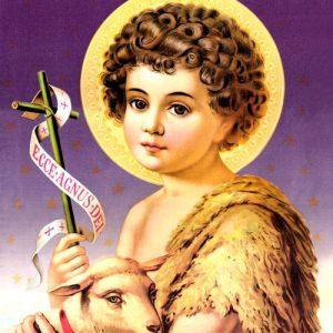 Santo do Mês: São João Batista