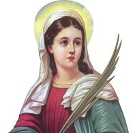Santo do Mês: Santa Luzia