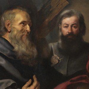 Santo do mês - Santos Filipe e Tiago
