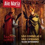 Santos do mês: São Cornélio e São Cipriano