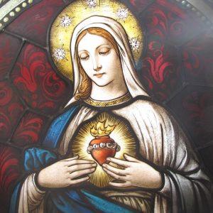 No coração de Maria encontramos a sabedoria