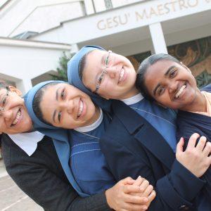 "Editorial: ""Mulheres consagradas: alma da Igreja!"""