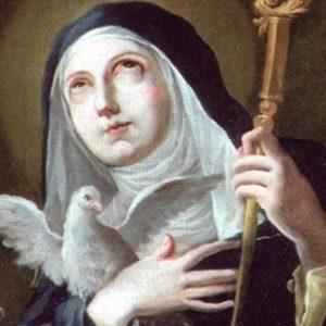 Santo do Mês: Santa Escolástica