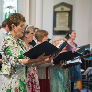 Cantar em comunidade