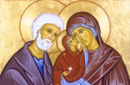 Sant'Ana e São Jaquim tiveram impacto na vida pública de Jesus?