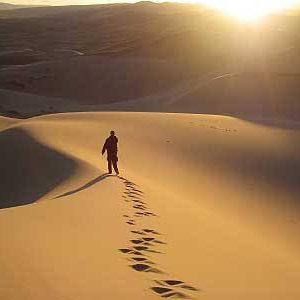 Quaresma, um convite a viajar pelo deserto