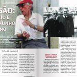Artigo sobre a vida e a missão de Dom Pedro Casaldáliga